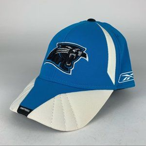 Caroline Panthers NFL Reebok Stretch Fitted Hat